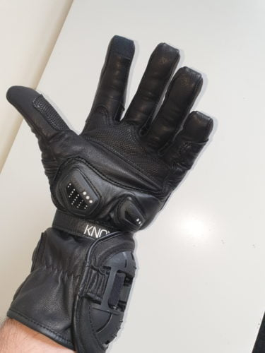 Nexos Sport Gloves - Black photo review