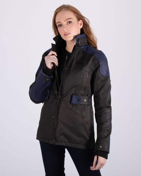 Lea Wax Jacket