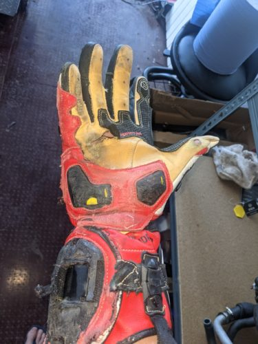 Handroid Gloves MK4 photo review