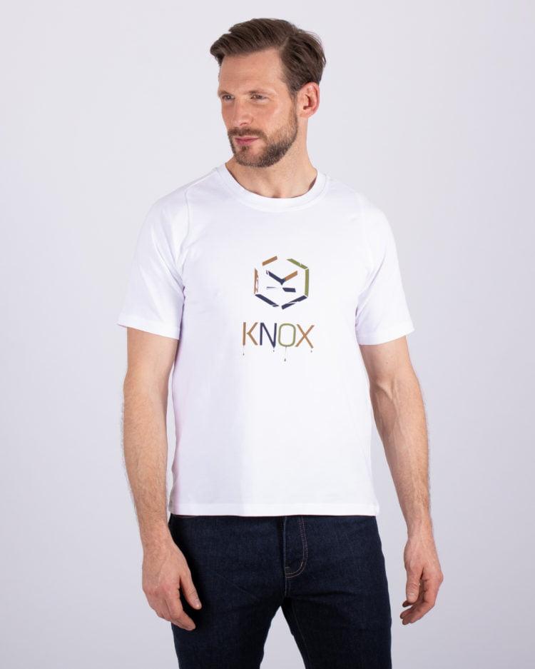 Casual T-Shirt - Black Illusion