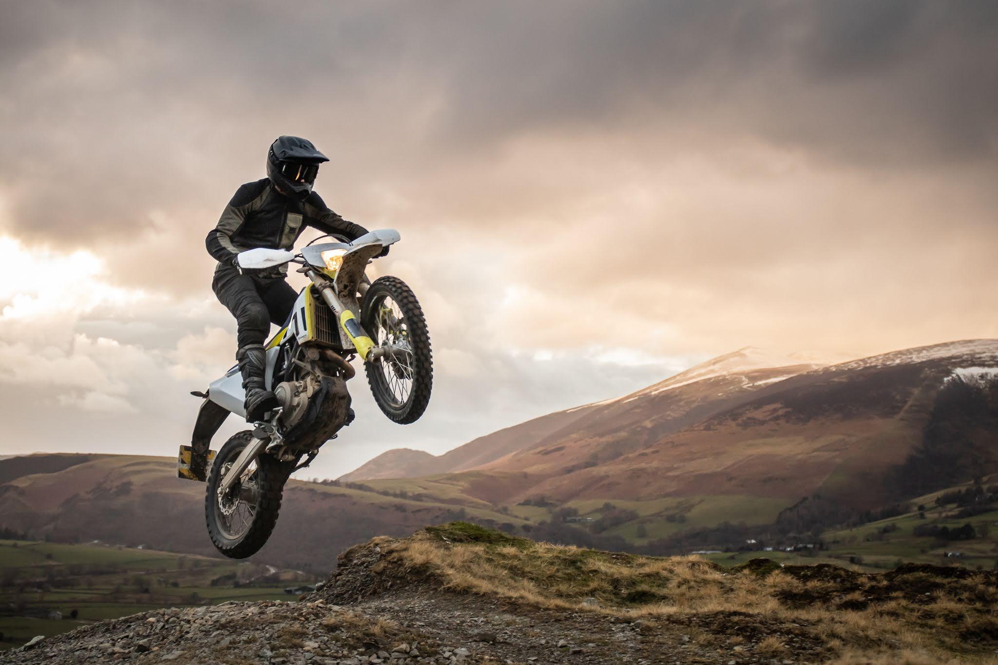 The best adventure bike gear